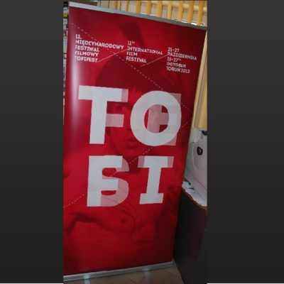 Roll-up na Festiwal Toffifest