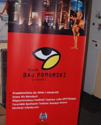 Roll-up Baj Pomorski