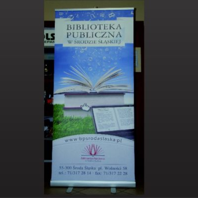 Roll-up dla biblioteki