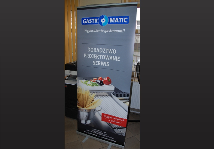 Roll-up Gastromatic